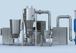 Fluid Bed Equipment - Granulation & Coater- Combo Model