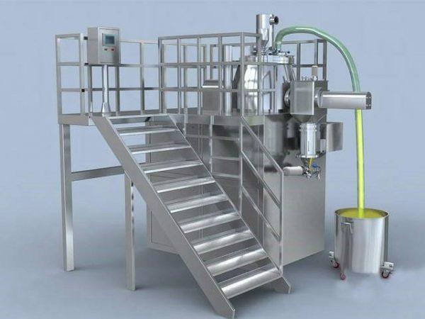 High Shear Mixer Granulator, HSMG Rapid Mixer Granulator