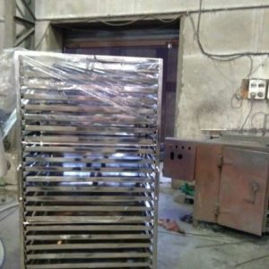 Tray Dryer, Shelf Dryer Oven