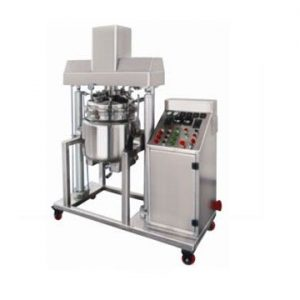 Ultra Vacuum Mixer, Vacuum Homogenizer Mixer, Vacuum Emulsion Mixer