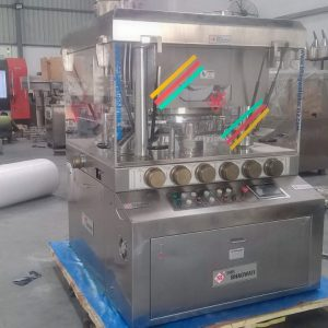 High Speed Tablet Press - 45, 55, 69, 75 Station