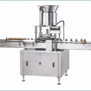 Automatic Measuring/Dosing Cup Placement & Pressing Machine