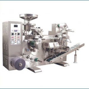 Blister Packing Machine - Alu / Pvc