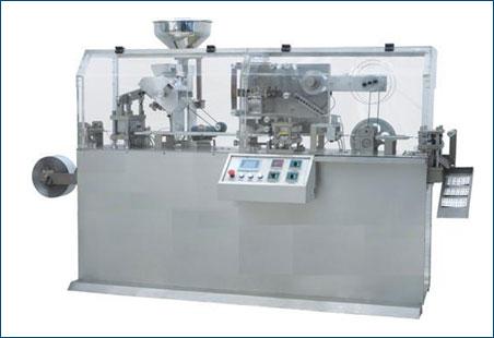Blister Packing Machine - Alu - Flatron - SRV