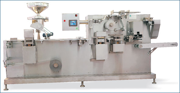 Blister Packing Machine - Alu - Excel -44