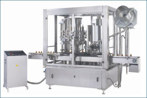 Monoblock - Rotary Piston Filling & Sealing Machine