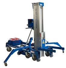 Moveable Hoist, Bin Lifter