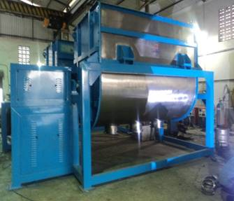 How To Select A Ribbon Blender And Mixers Machine?