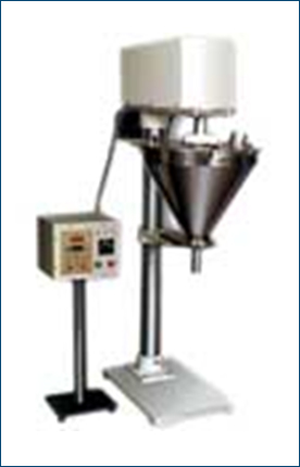 Semi Automatic Dry Powder Auger Filling Machine
