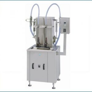 Semi Automatic Volumetric Liquid Bottle Filling Machine