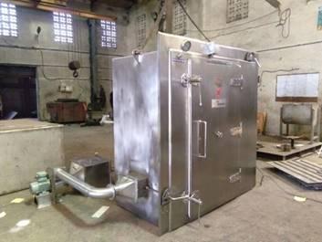 Wet Granulation Process – Liquid Mixing Plant