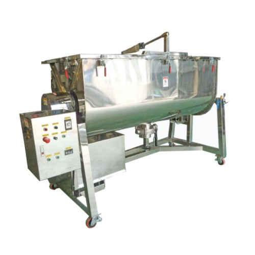 Mixer for Solids – Dry & Wet