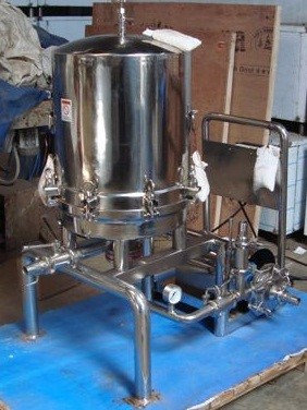 Liquid Syrup Processing